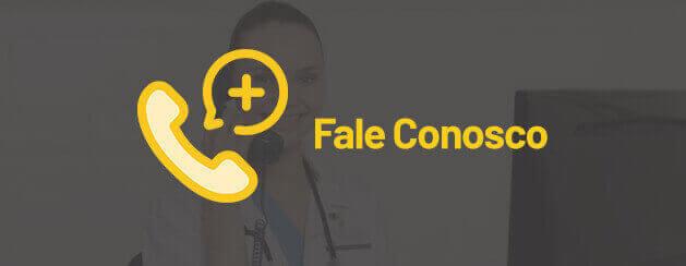 Fale Conosco - Fundação de APoio ao HEMOSC/CEPON